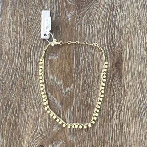 NWT Madewell necklace.